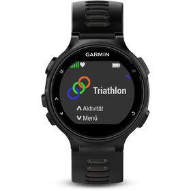Garmin Forerunner 735XT Running Clock, black/grey